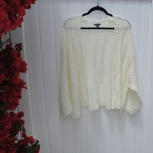 WILD FABLE  Loose Knit Open Cardigan